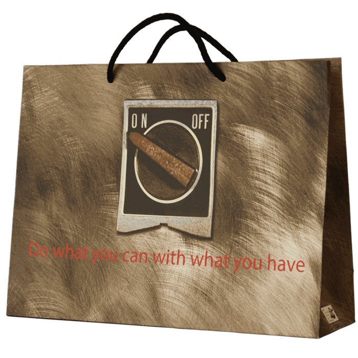 Ecological carrier bags